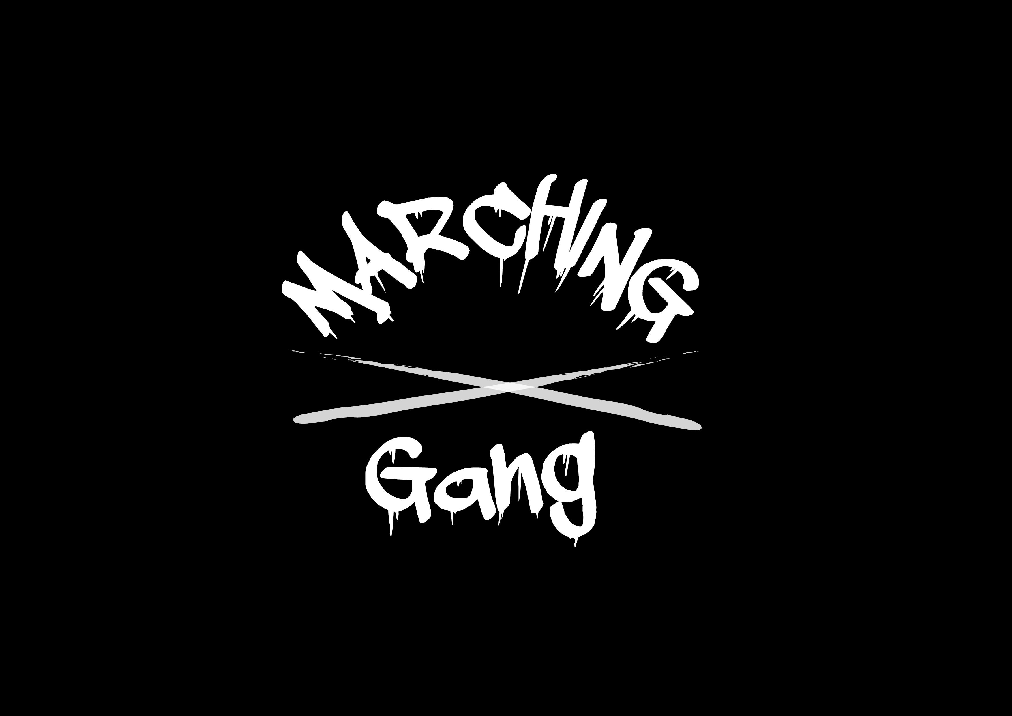 MARCHING GANG